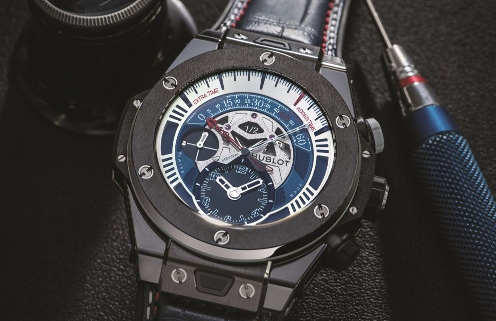 Why Hublot And European Football Are Inseperable