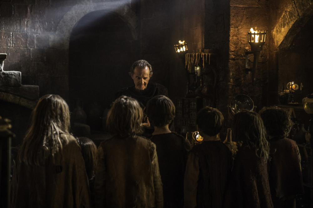 Maester Qyburn with his