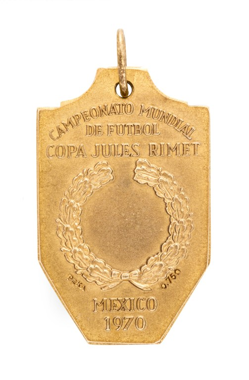 1970's FIFA World Cup medal