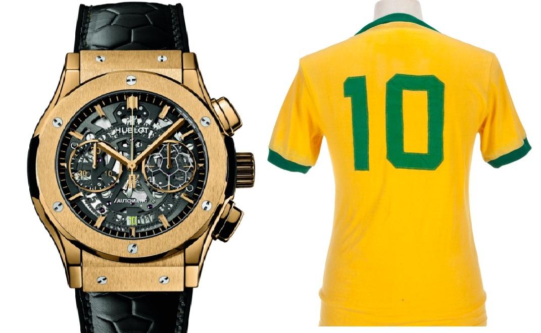 Hublot's Week-Long Celebration With Football King, Pelé