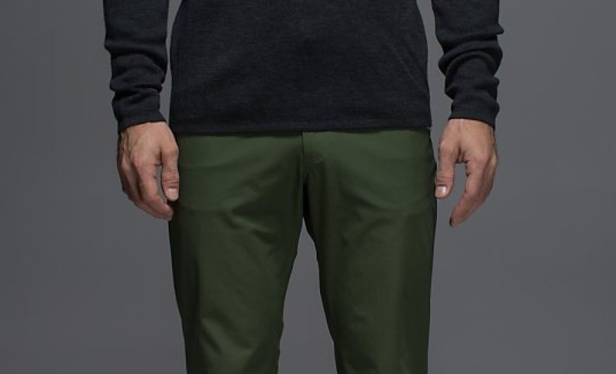 Your Balls Will Thank You For These Lululemon Trousers