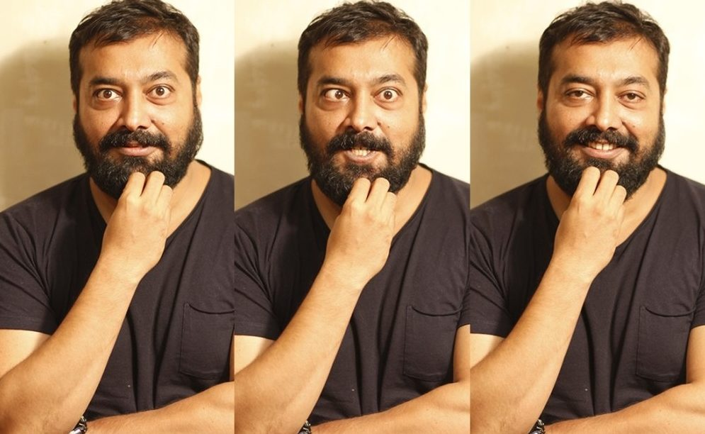 """You Just Need The Will To Fight, Which Is What A Lot Of Film-Makers Lack"" – Anurag Kashyap"
