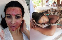 OddGrooming, Kim Kardashian, Vampire Facials