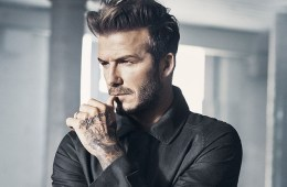 Screenshot, David Beckham, H&M