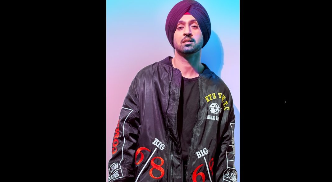 You Won't Believe Who Directed Diljit Dosanjh's New Music Video