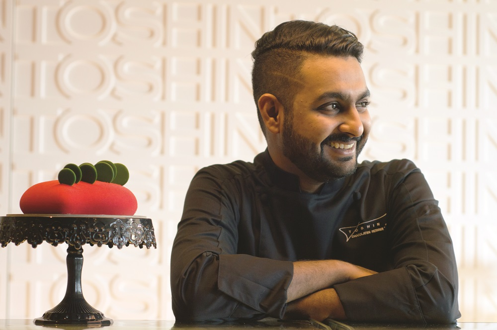 Chef Toshin Shetty Is On A Mission To Teach India About The Nuances Of Chocolate