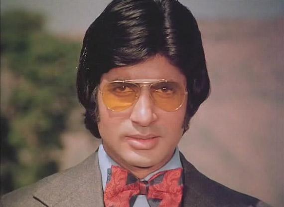 Amitabh Bachchan in Don
