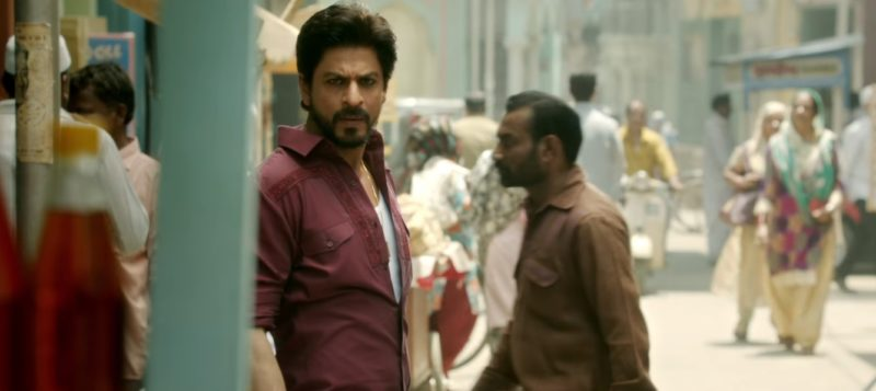 SRK Raees
