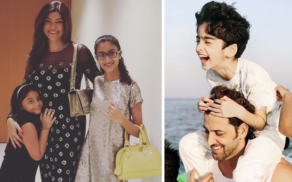 As KJo Becomes Dad To Twins, Here's A List Of Bollywood Stars Who Are Rocking It As Single Parents