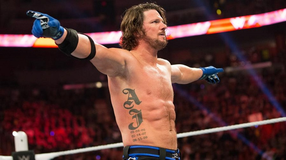 'India Is A Huge Part Of WWE's Plans' – In Conversation With AJ Styles Ahead Of Wrestlemania 33