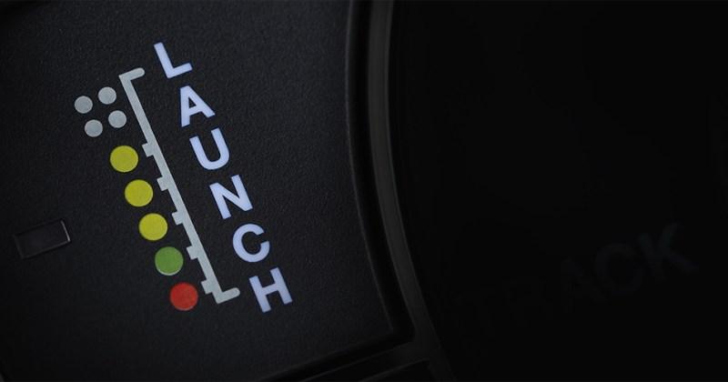 Jeep Grand Cherokee SRT Launch Control