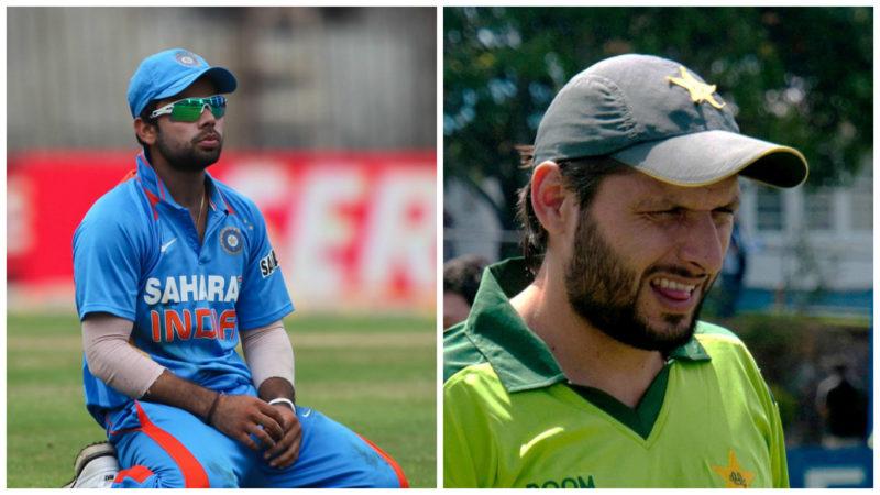 Kohli vs Afridi