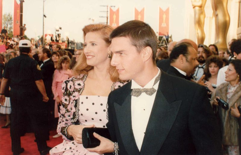 Tom Cruise And The Women In His Life-6395