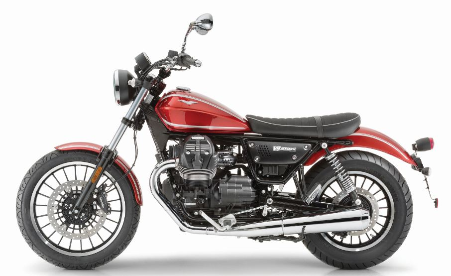 Moto Guzzi V9 Roamer: The Gentleman's Ride
