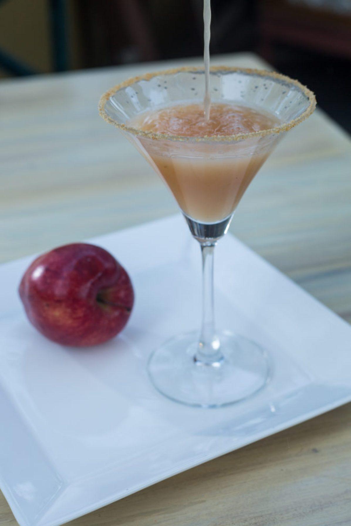 Apple Butter Martini