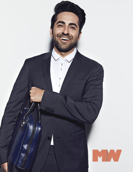 Ayushman Khurrana, Cover Star, May 2017