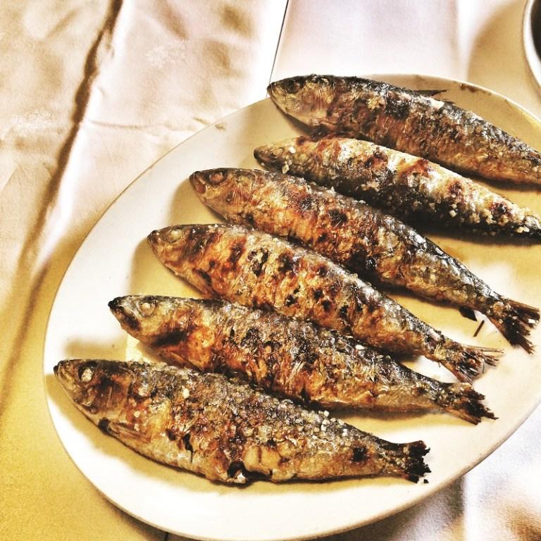 Grilled Sardines in Matosinhos - © Prachi Joshi