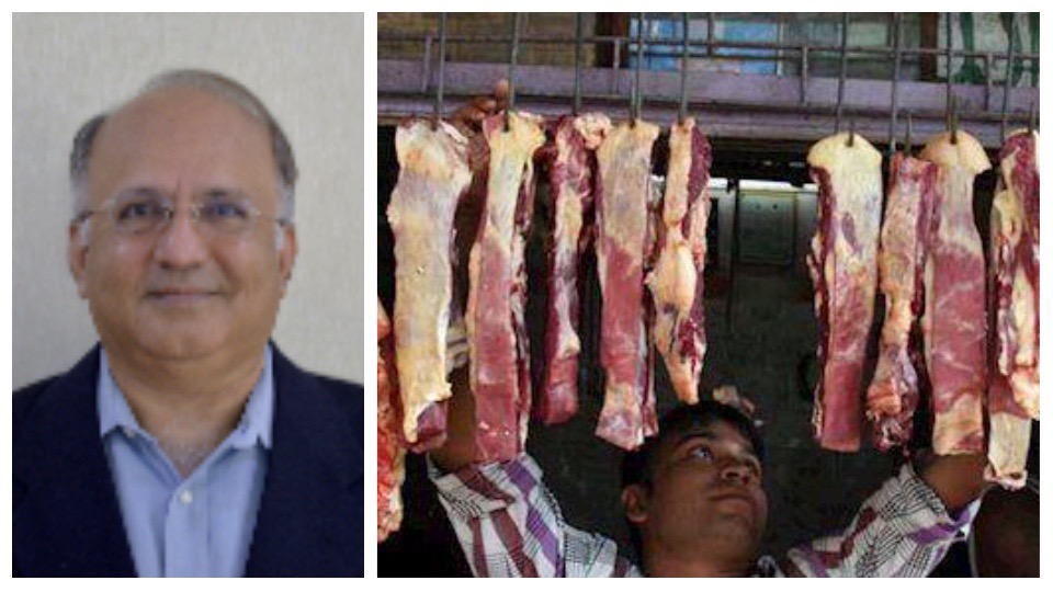 Meet The Man Who Invented Beef Detection Kits for M'rashtra Govt