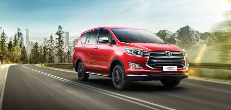 The Toyota Innova Touring Sport Is The Stuff Dreams Are Made Of
