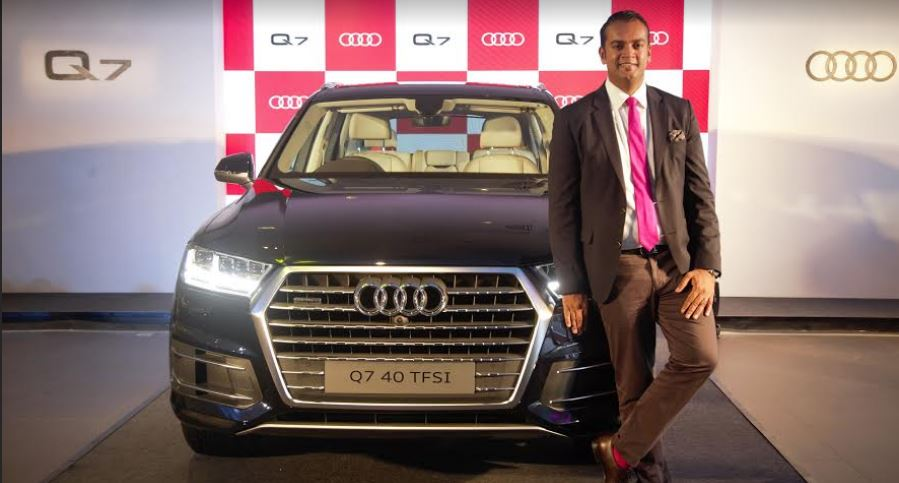 In A New Petrol Avatar, The Audi Q7 Will Blow Your Mind