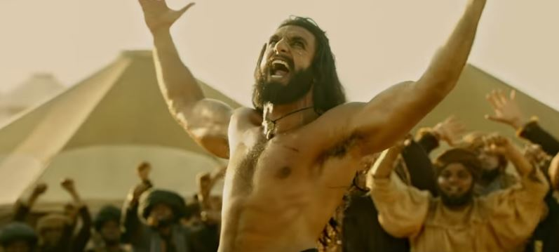 Padmavati Trailer Review: Ranveer Singh Steals The Show With His Sinister Portrayal Of Alauddin Khilji