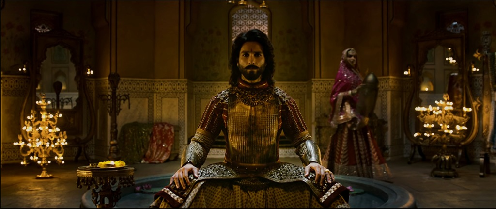 EXCLUSIVE: What you didn't know about Shahid and Ranveer's armours in Padmavati
