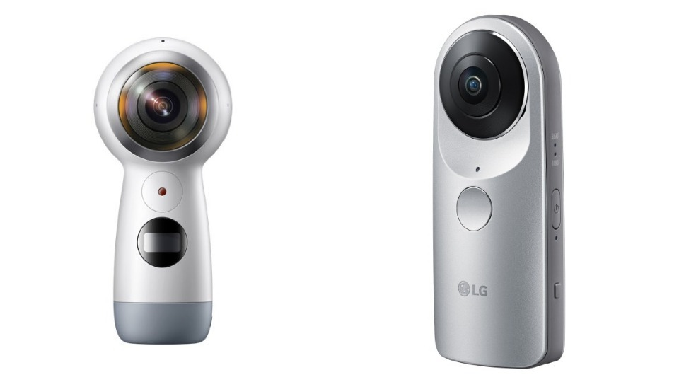 The Best 360 Degree Cameras To Buy Right Now