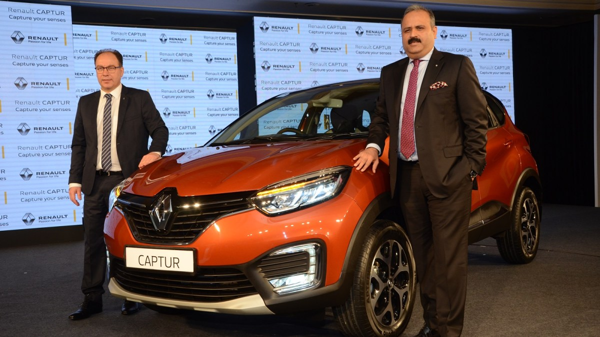 The Duster Just Got A Fancier Sibling: Renault Captur Launched At Rs 9.99 Lakh