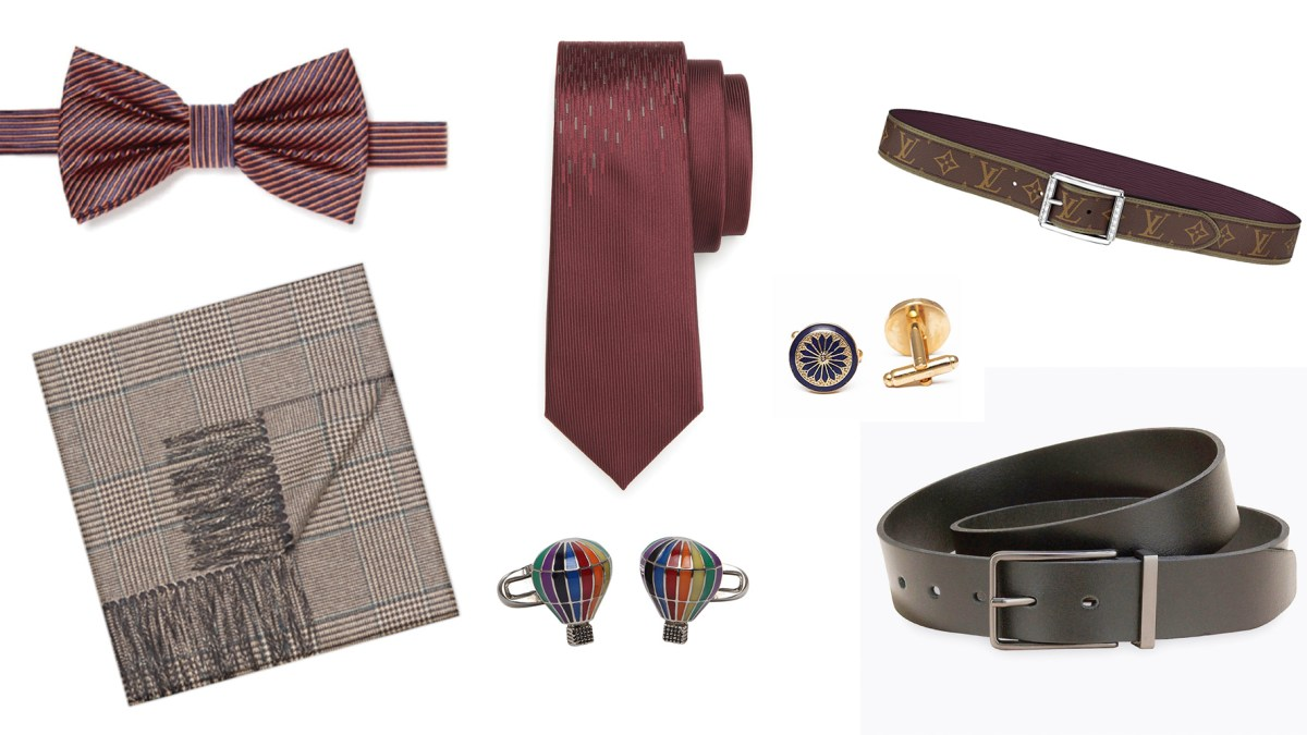 The Best Accessories To Wear With Your Suit This Party Season