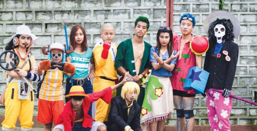 Dressing The Part: Inside Kohima's Fan-Driven Cosfest