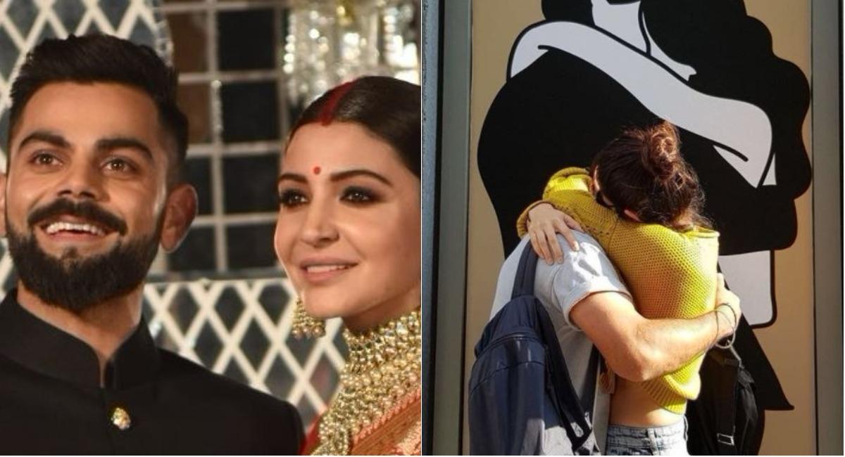 Virat Kohli And Anushka Sharma Are Giving Us Major Relationship Goals