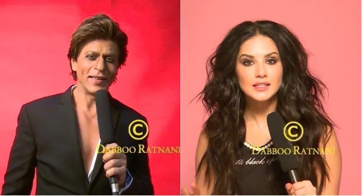 SRK, Sunny Leone, Manushi Chhillar And More: Here's Dabboo Ratnani's 2018 Calendar