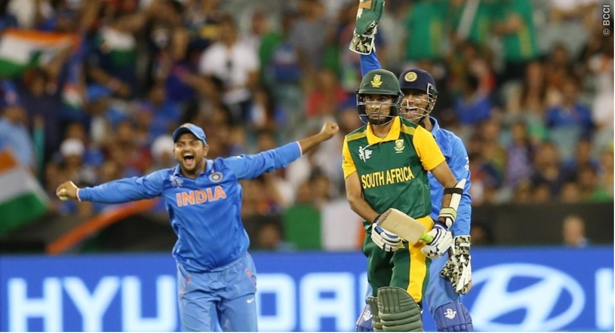 The Most Thrilling ODI Encounters Between India And South Africa