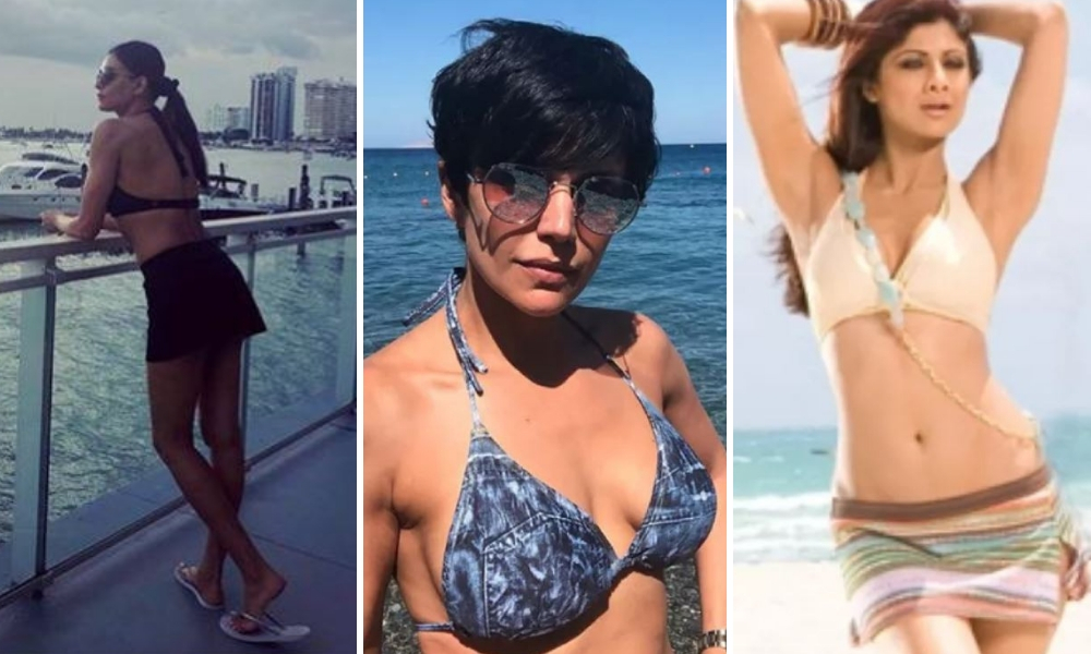 Sushmita Sen, Shilpa Shetty And Other 40-Plus Women We're Crushing On