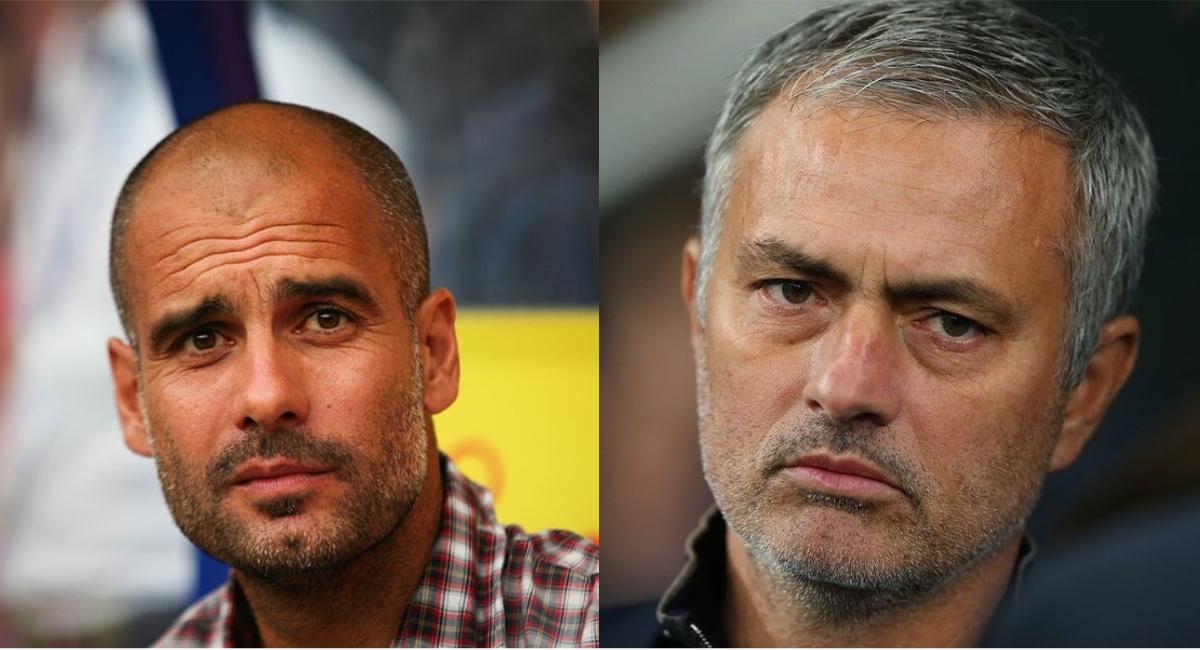 5 Reasons Why Pep Guardiola Was A Far Better Manager Than Jose Mourinho This Season