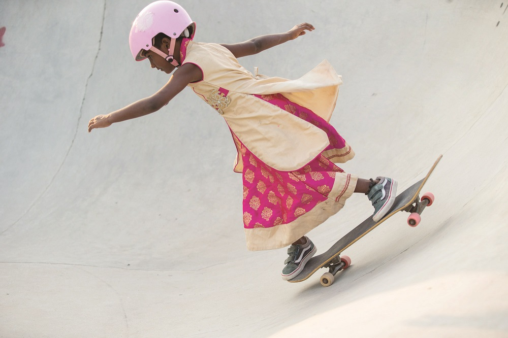 Vans Launches The 'Girls Skate India' Campaign