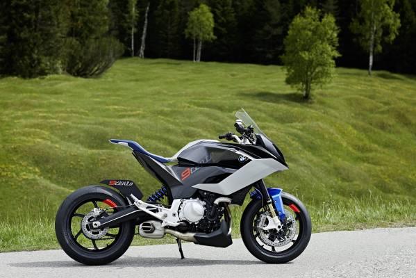 BMW Motorrad Concept 9cento Unvieled At Concorso d'Eleganza Villa d'Este