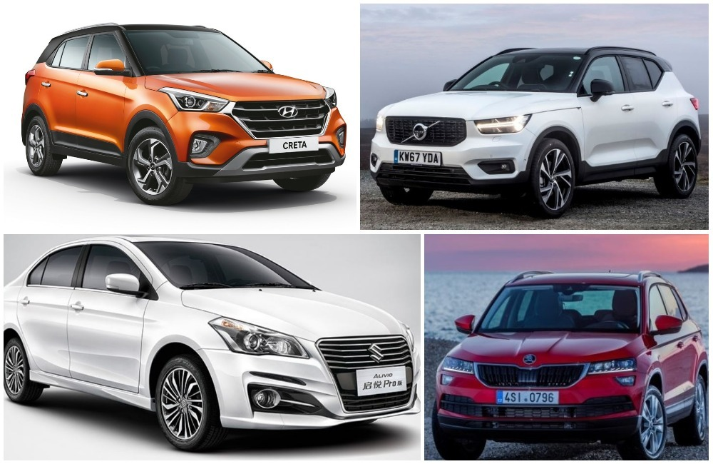 New Hyundai Creta Launched: Other Cars We're Looking Forward To In 2018