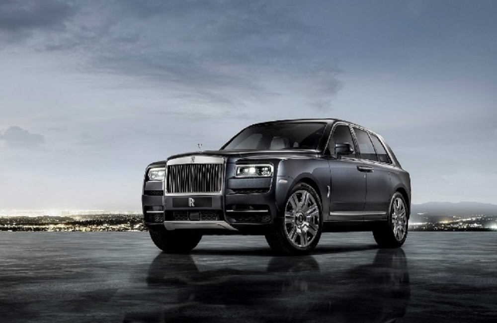 Rolls-Royce's First SUV, The Cullinan Steals Show At Concorso d'Eleganza Villa d'Este