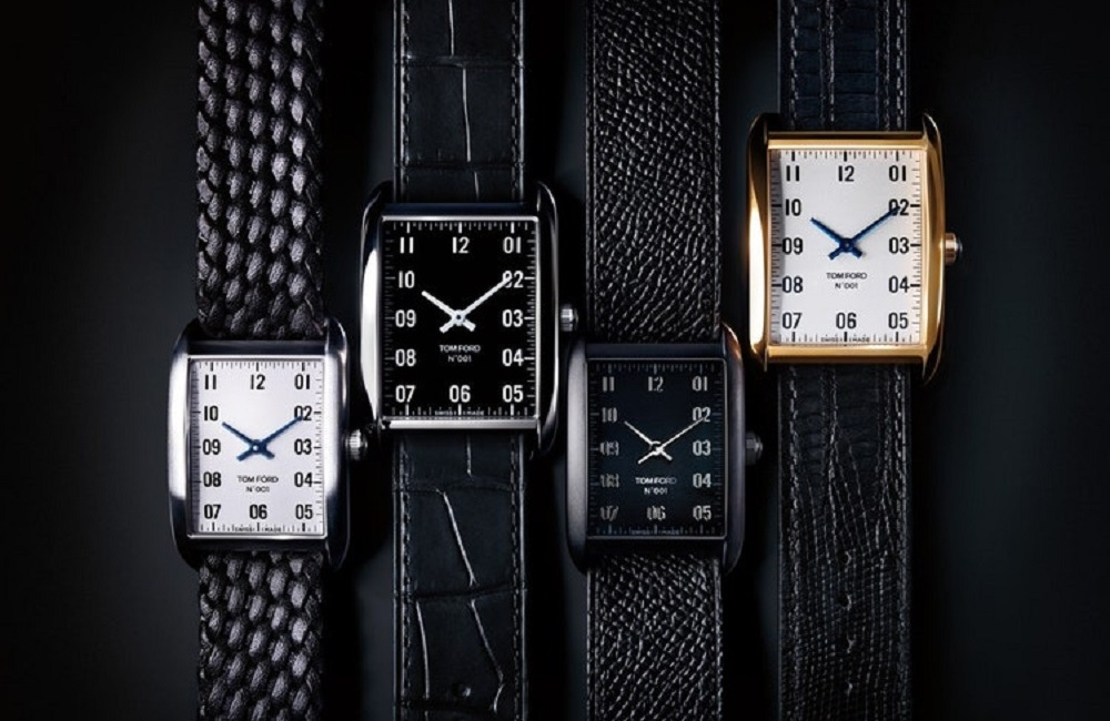 Tom Ford Launches Their First Timepiece