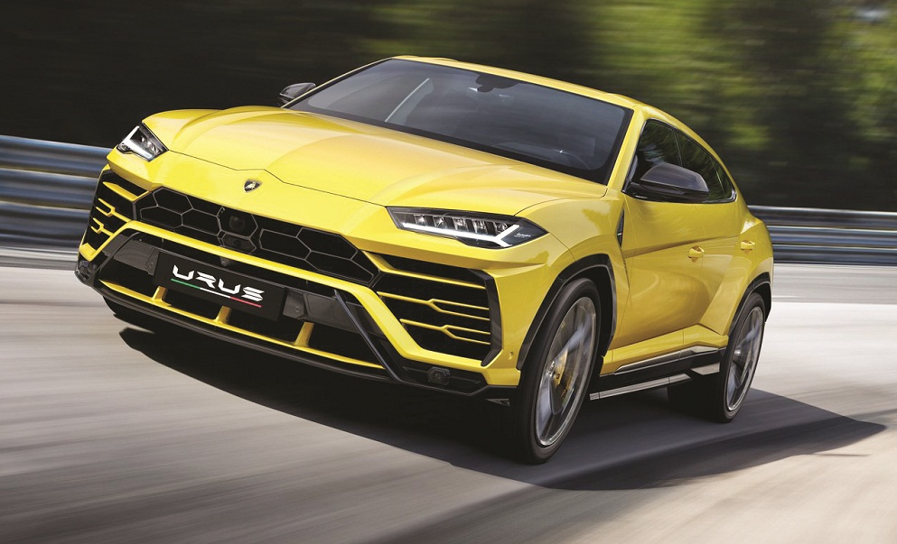 [REVIEW] Can The Lamborghini Urus Convince Purists To Buy Fast SUVs?