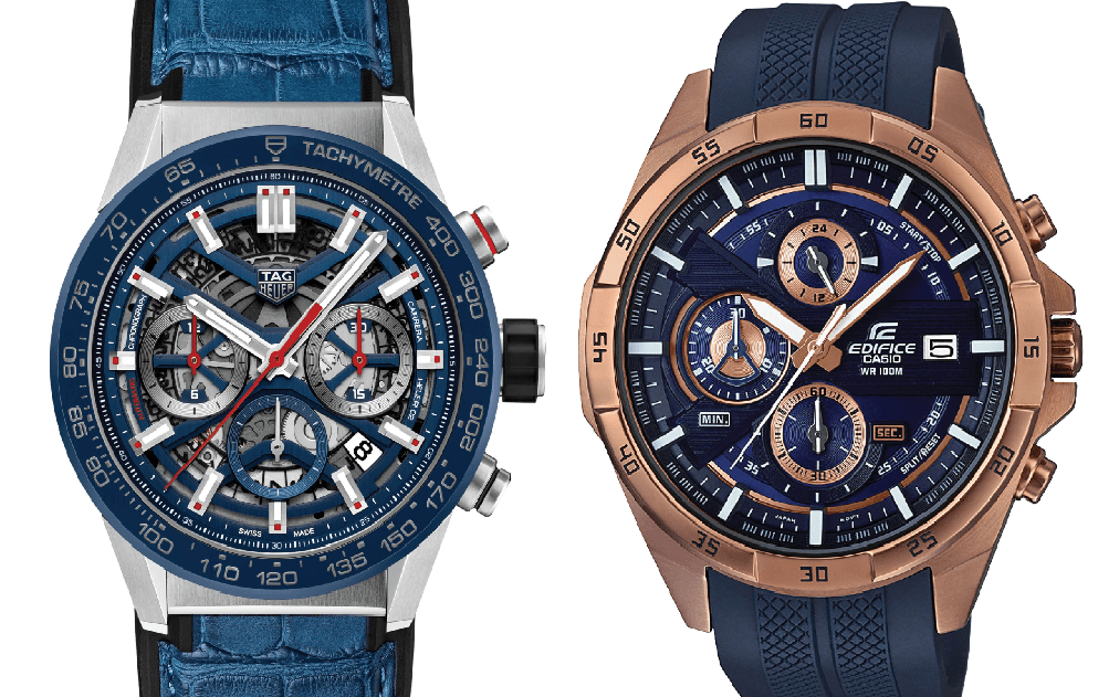 Blue Is The Warmest Colour: Best Watches Of 2018 (Part 1)
