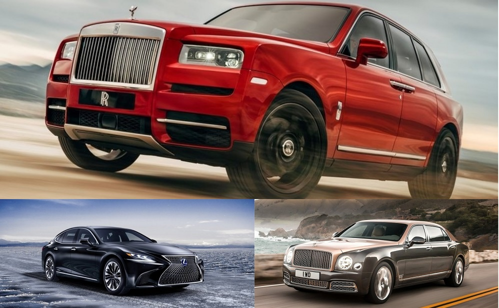 The 6 Most Luxurious Cars That You Can Buy In India