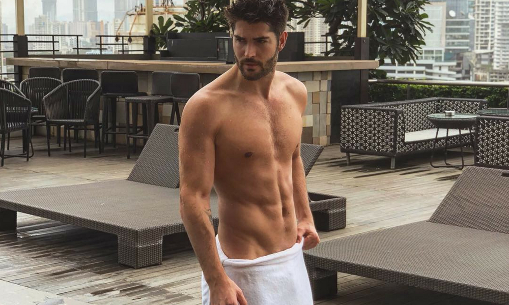 """His Name Is Chase"": Nick Bateman On His Child With Maria Corrigan"