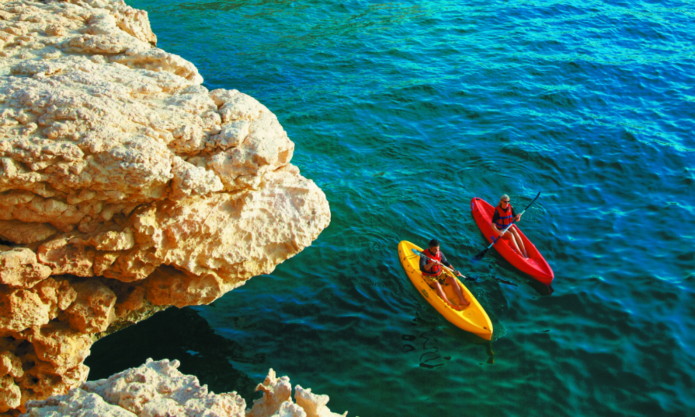 Experiencing The Adventurous Side Of Oman
