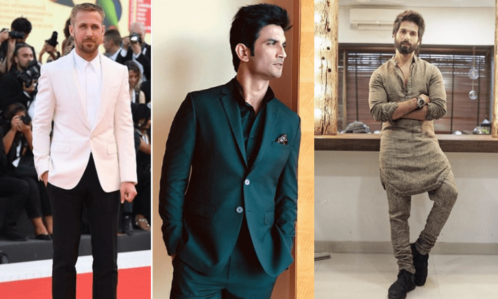 From Ryan Gosling To Shahid Kapoor: The Best Dressed Men Of The Week