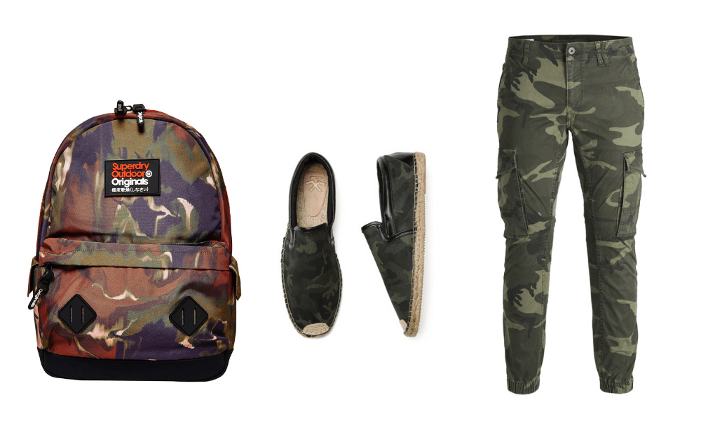 3 Easy Ways To Include The Timeless Camo Print In Your Wardrobe