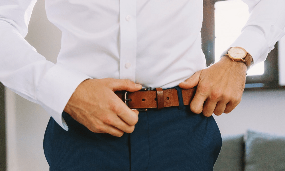 A Guide To Wearing Your Formal Pants The Right Way