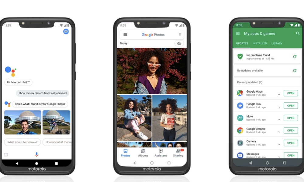 Motorola One Power: For Power Hungry Users