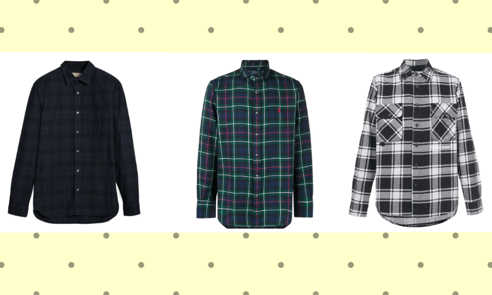 12 Plaid Shirts To Buy For Every Kind Of Guy Out There